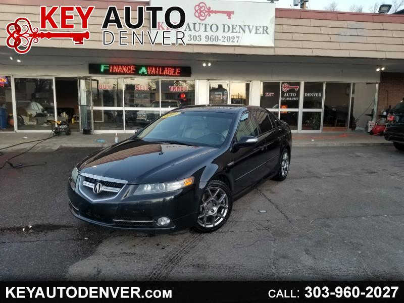 Used 2007 Acura Tl Type S 5 Speed At For Sale In Englewood