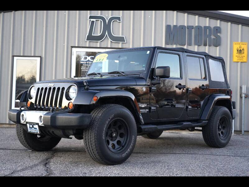 Jeep Wrangler Unlimited Unlimited Sahara 4WD 2009