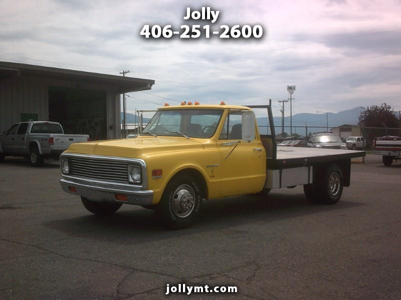 Chevrolet 1 Ton Chassis-Cabs  1972