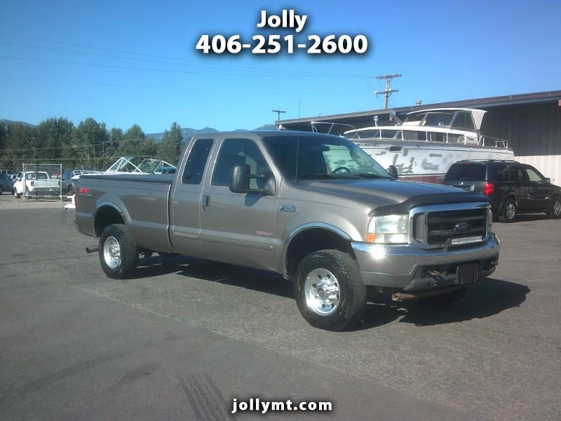 2003 Ford F250 XL SuperCab 4WD