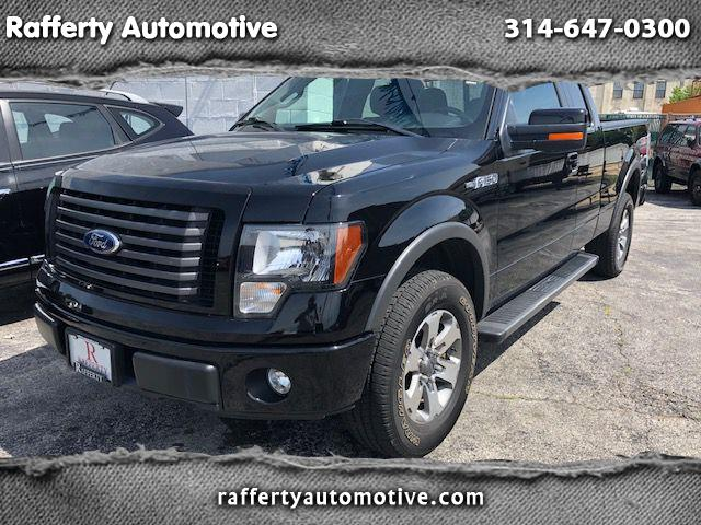 2011 Ford F150 FX4 SuperCab 6.5-ft. Bed 4WD