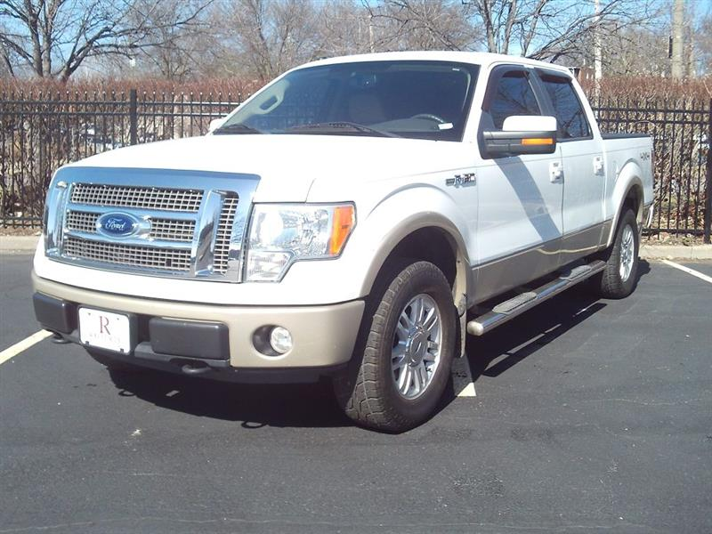 2009 Ford F150 XL SuperCrew 6.5-ft. Bed 4WD