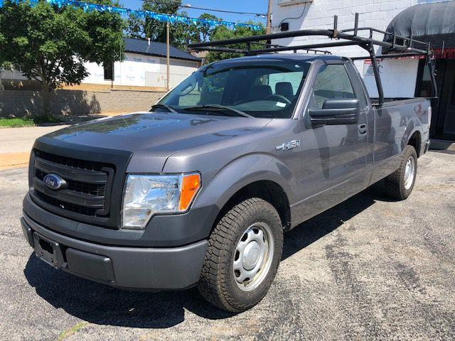 2014 Ford F150 XL 8-ft. Bed 2WD
