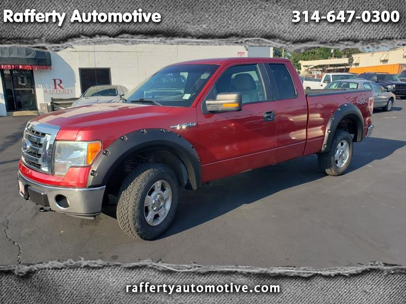 2009 Ford F150 XL SuperCab 6.5-ft. Bed 4WD