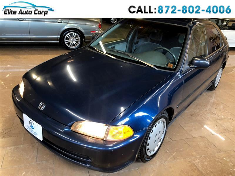 1994 Honda Civic LX sedan
