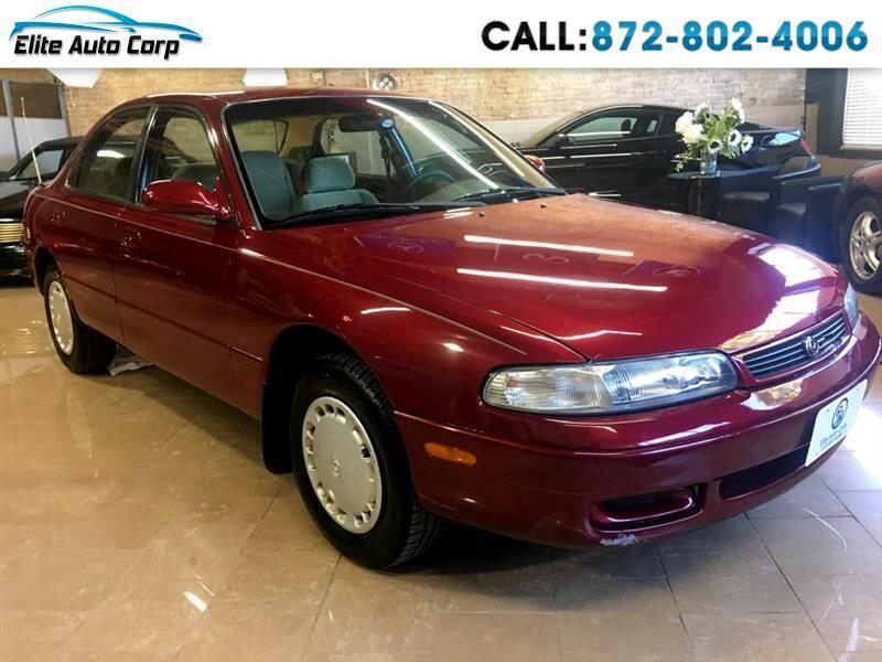 1994 Mazda 626 DX sedan