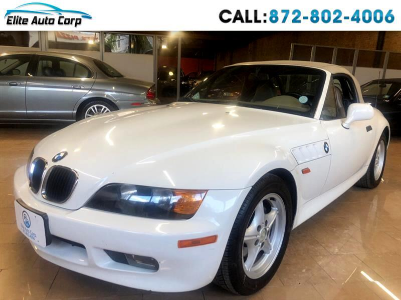 1998 BMW Z3 1.9