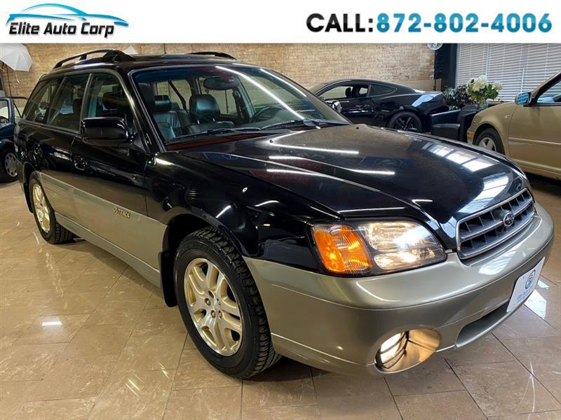 Subaru Outback Limited Wagon 2000