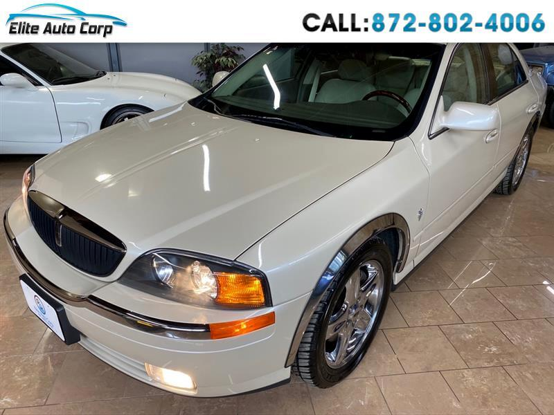 2002 Lincoln LS for Sale in Chicago, IL - Image 1
