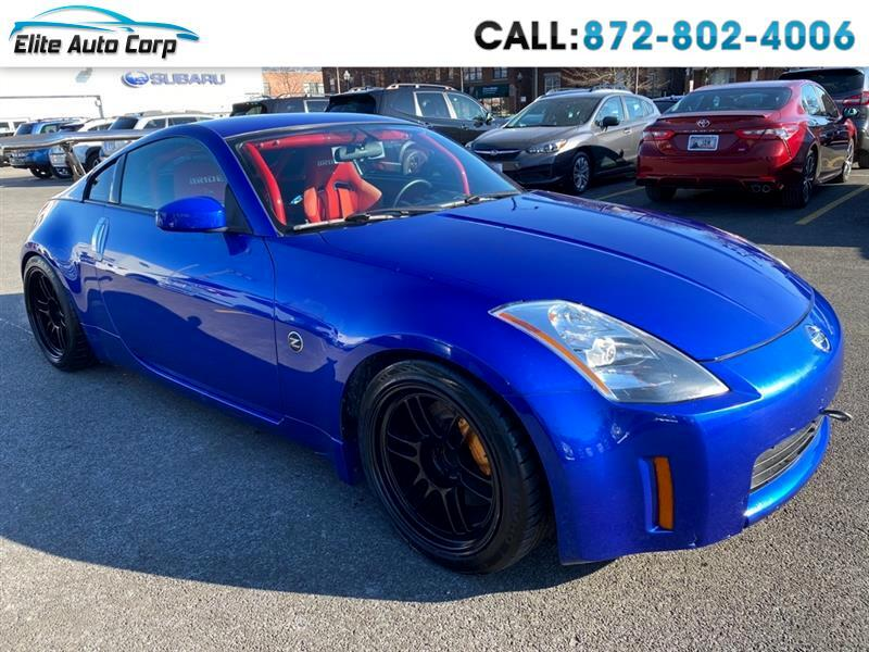 Nissan 350Z Touring Coupe 2004