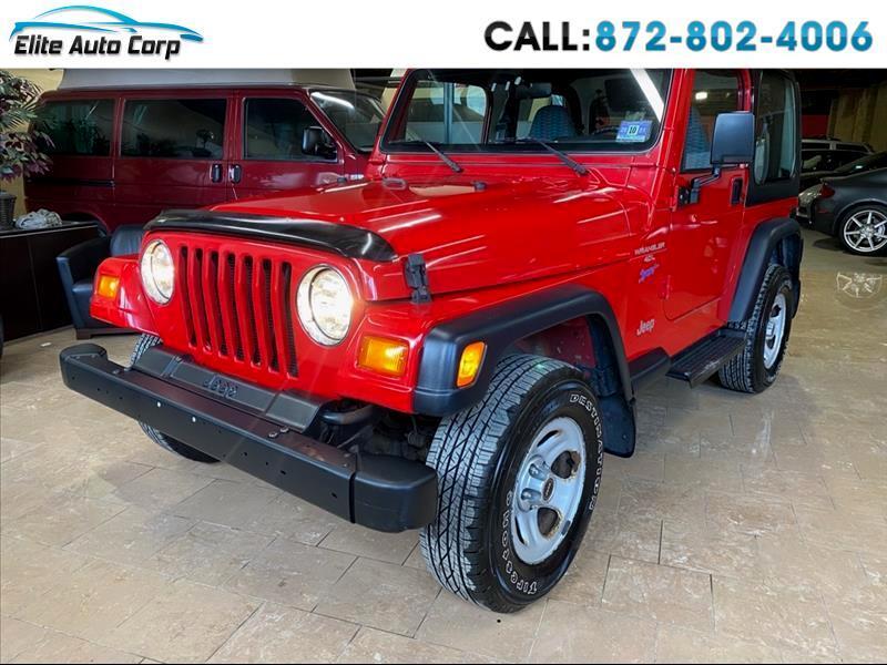 Jeep Wrangler Sport 1997