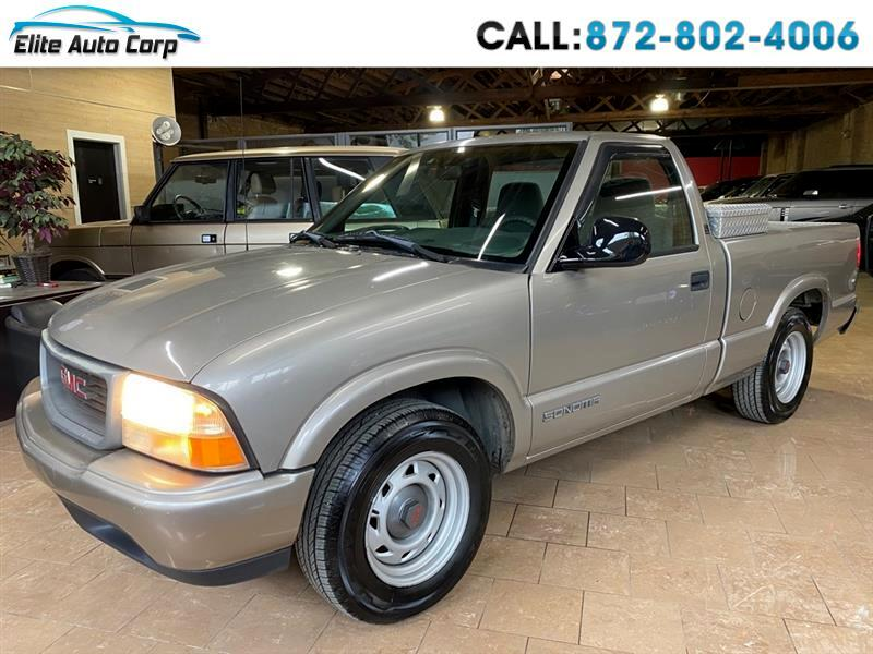 GMC Sonoma SL Reg. Cab Short Bed 2WD 1998