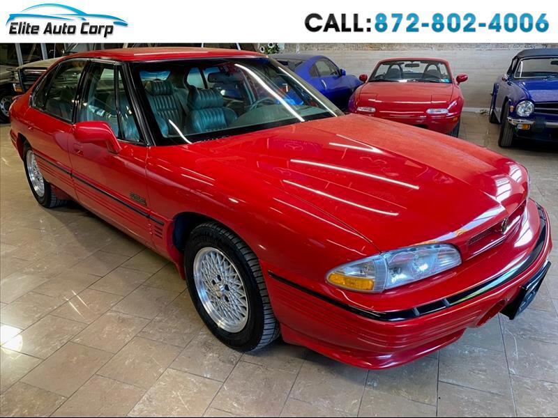 Pontiac Bonneville SSE 1993