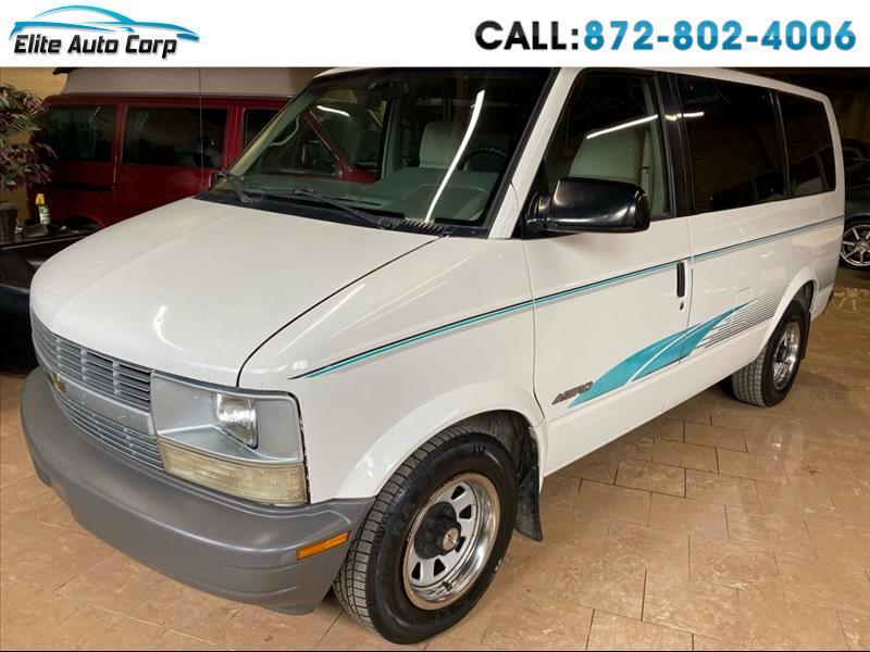 Chevrolet Astro 2WD 1995