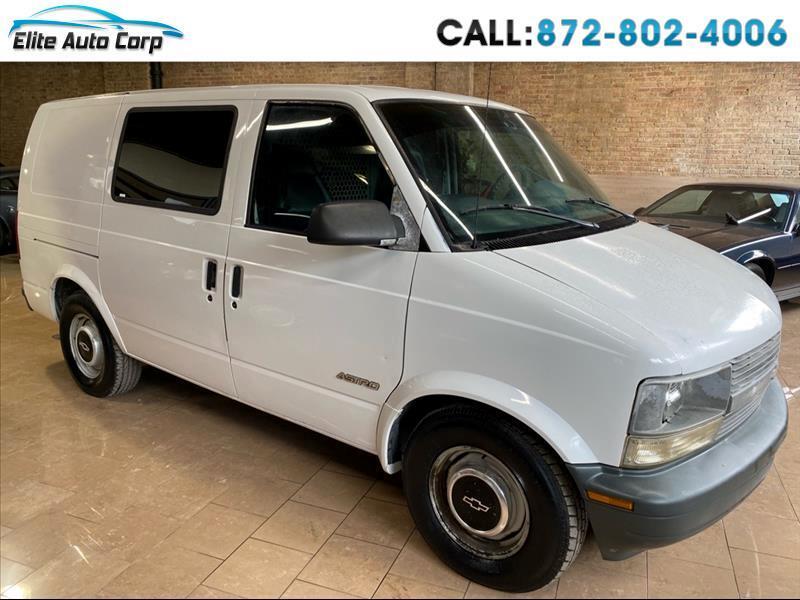 Chevrolet Astro Cargo Van 1998
