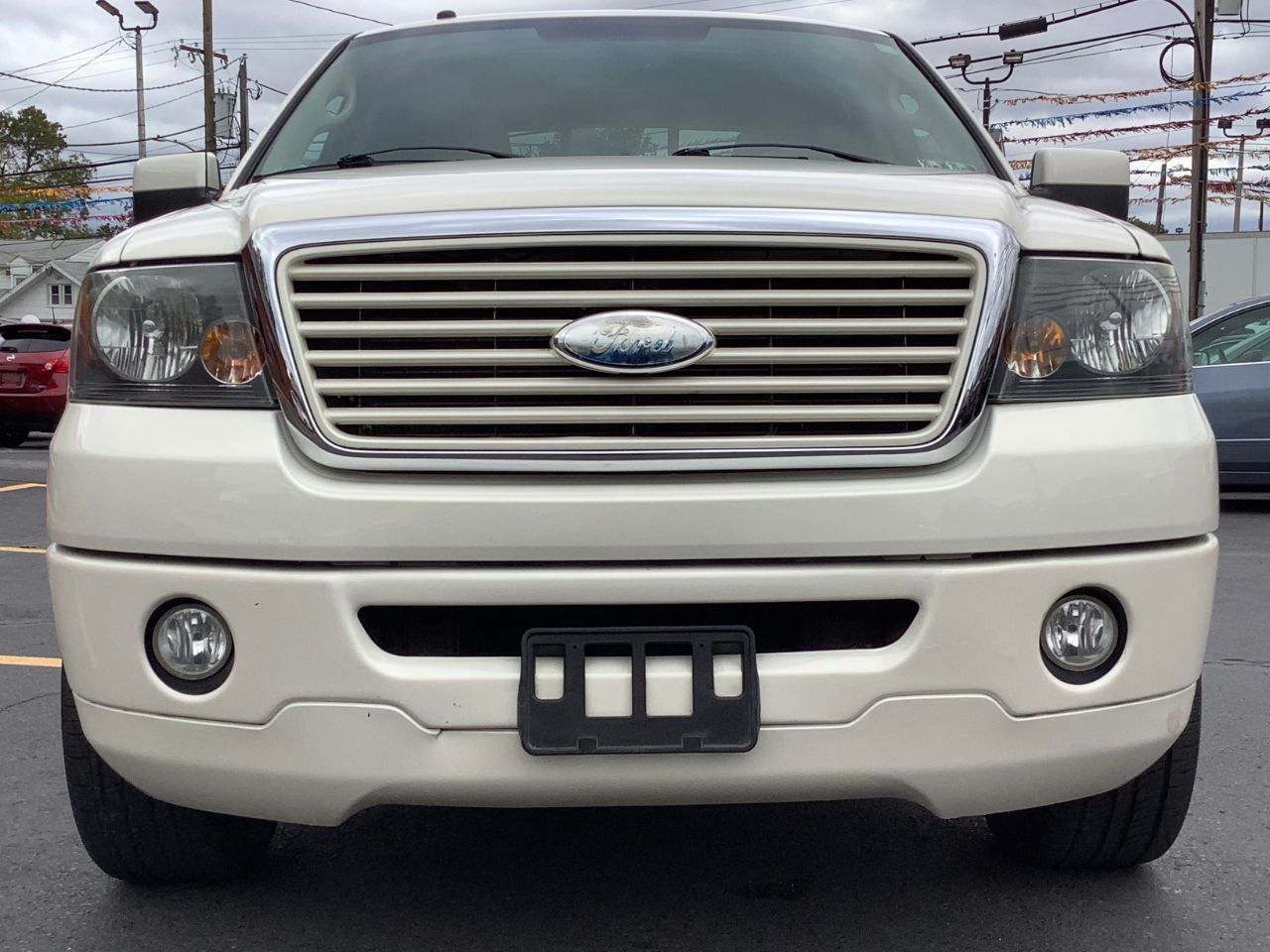 2008 Ford F-150 Limited 4WD