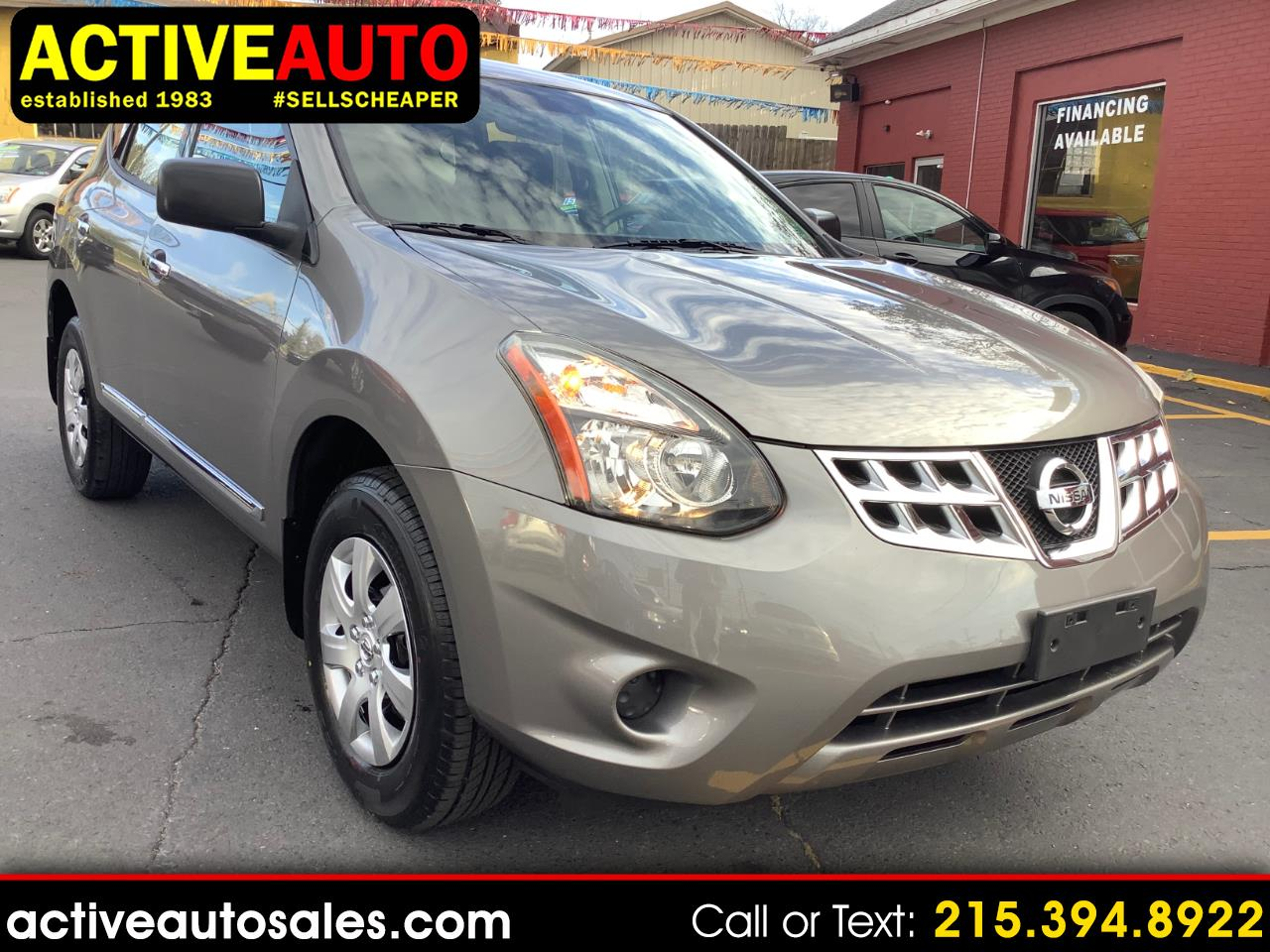 2014 Nissan Rogue Select S AWD