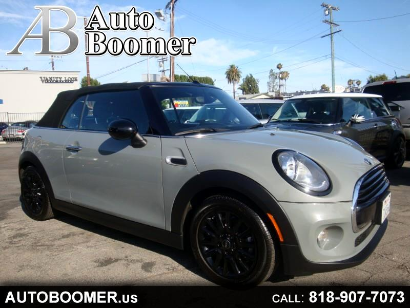2016 MINI Convertible Cooper FWD