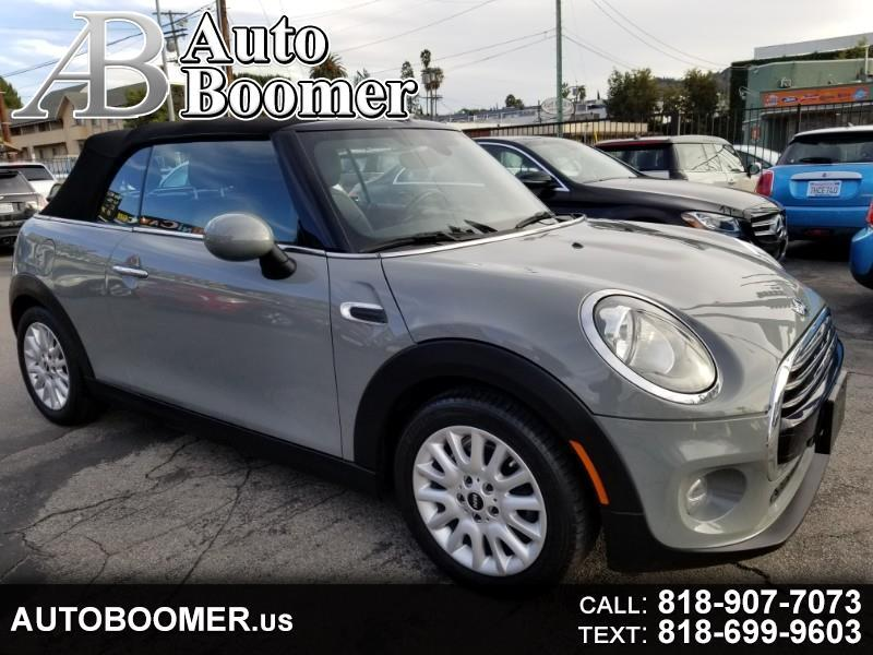 MINI Convertible Cooper FWD 2016