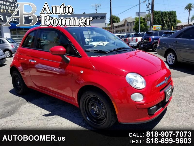 Used Fiat 500 Los Angeles Ca