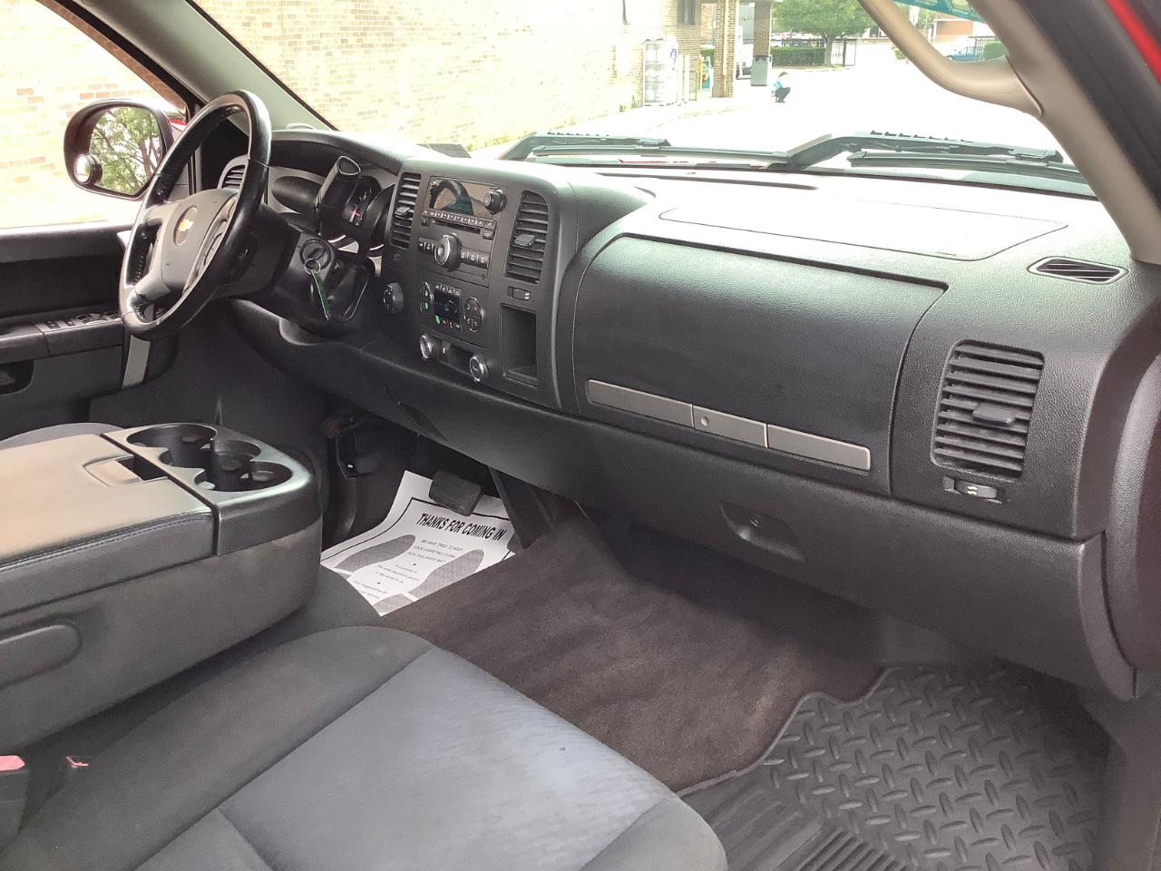 2011 Chevrolet Silverado 1500 4WD Ext Cab 134.0