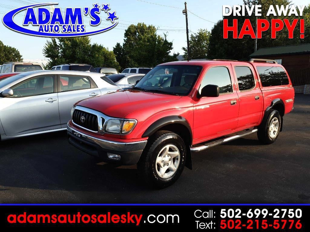2003 Toyota Tacoma 2WD Double Cab LB V6 AT TRD Sport (Natl)