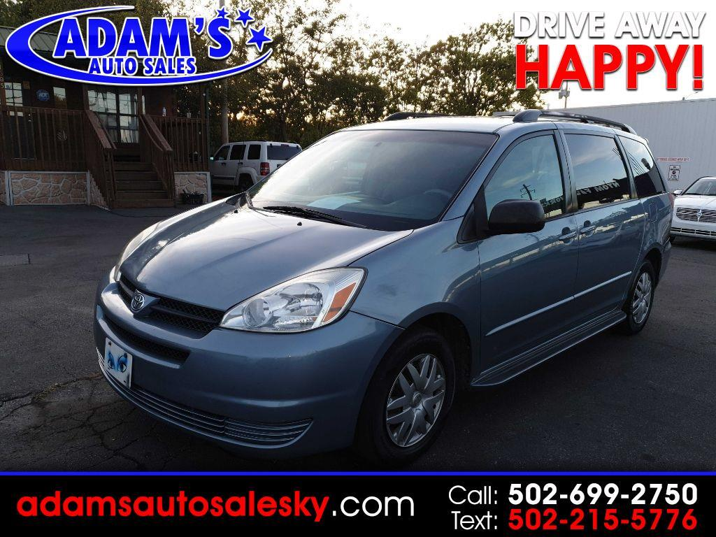 2005 Toyota Sienna 5dr LE (Natl)