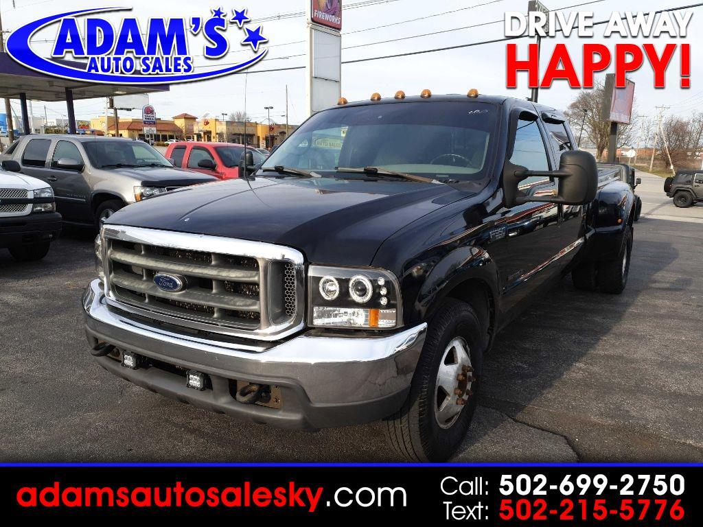 Ford F-350 SD XLT Crew Cab Long Bed 2WD 2000
