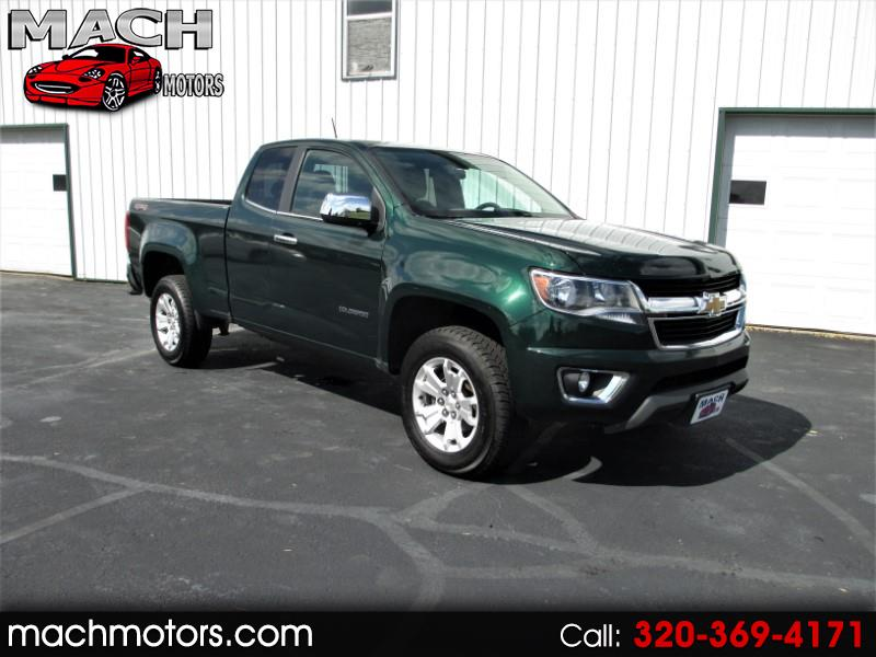 2015 Chevrolet Colorado LT Ext. Cab 4WD