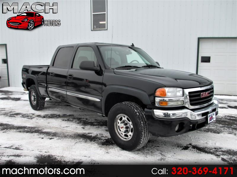 GMC Sierra 1500HD  2006