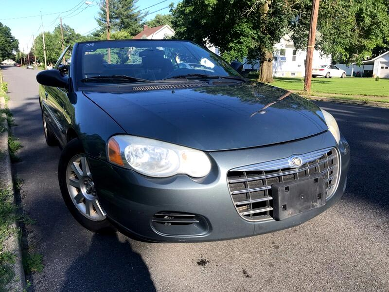 2005 Chrysler Sebring 2004 2dr Convertible GTC