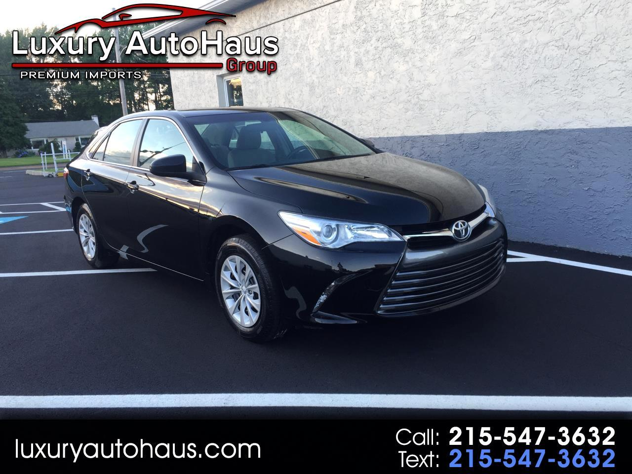 2016 Toyota Camry 4dr Sdn I4 Auto LE (Natl)