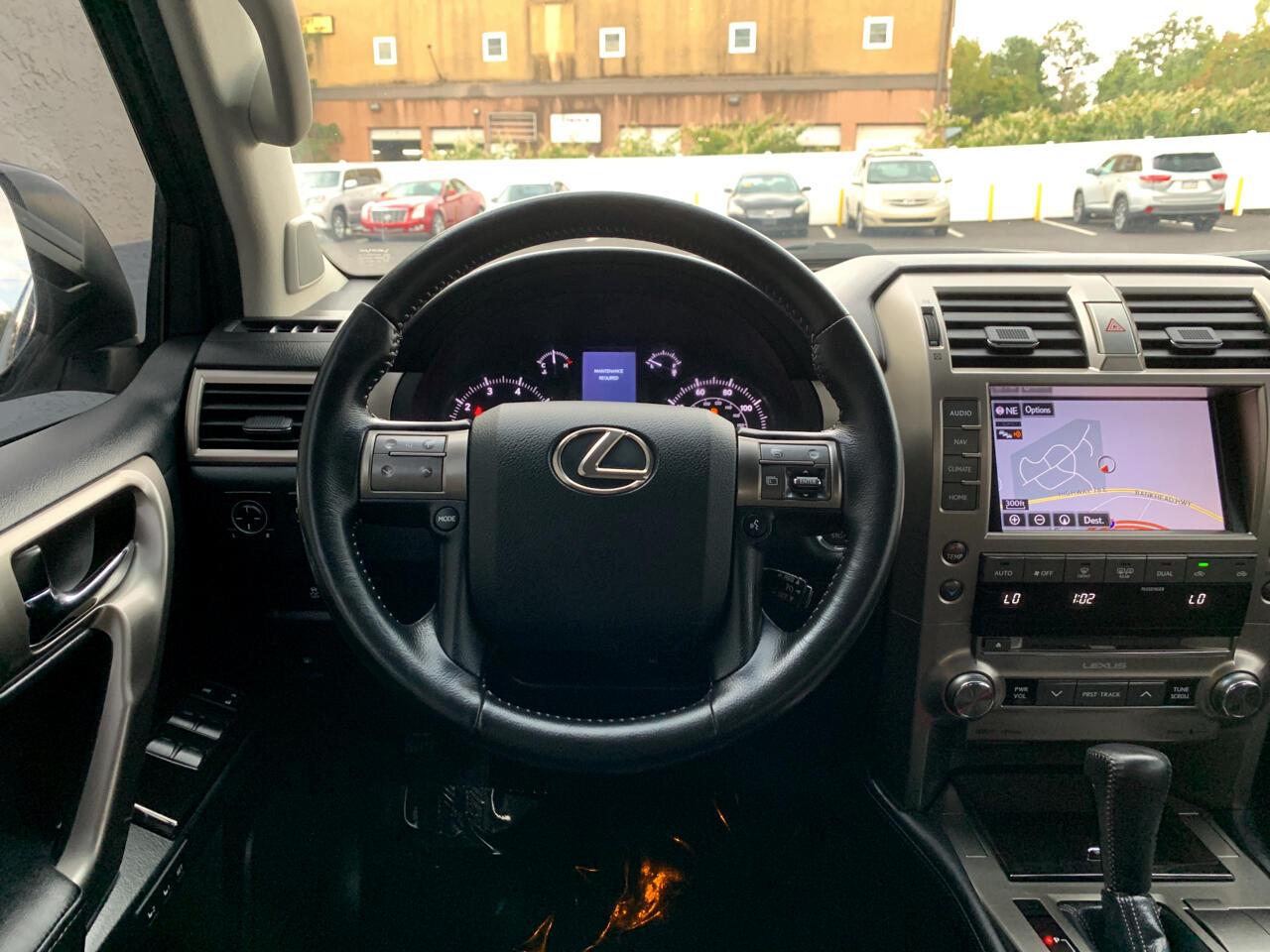 2014 Lexus GX 460 4WD 4dr