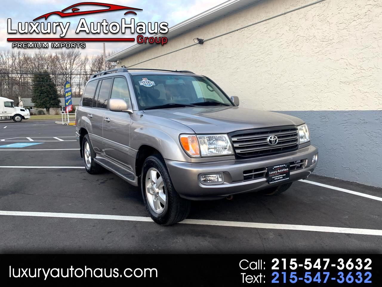 2005 Toyota Land Cruiser Limited