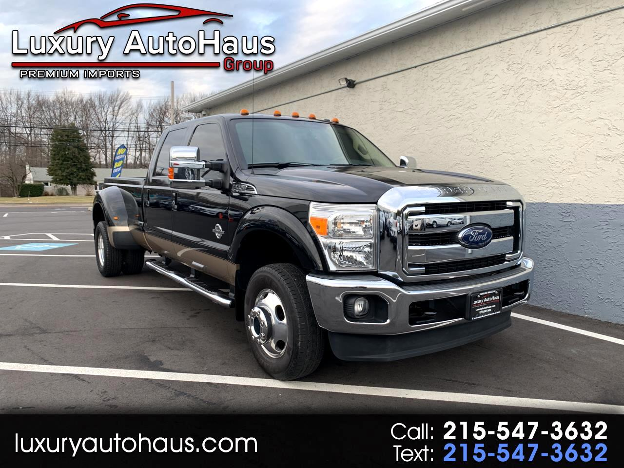 "Ford Super Duty F-350 DRW 4WD Crew Cab 172"" Platinum 2013"