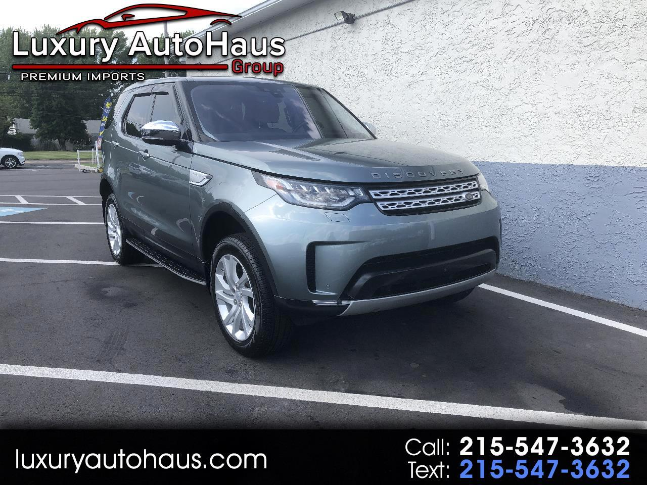Land Rover Discovery HSE V6 Supercharged 2017
