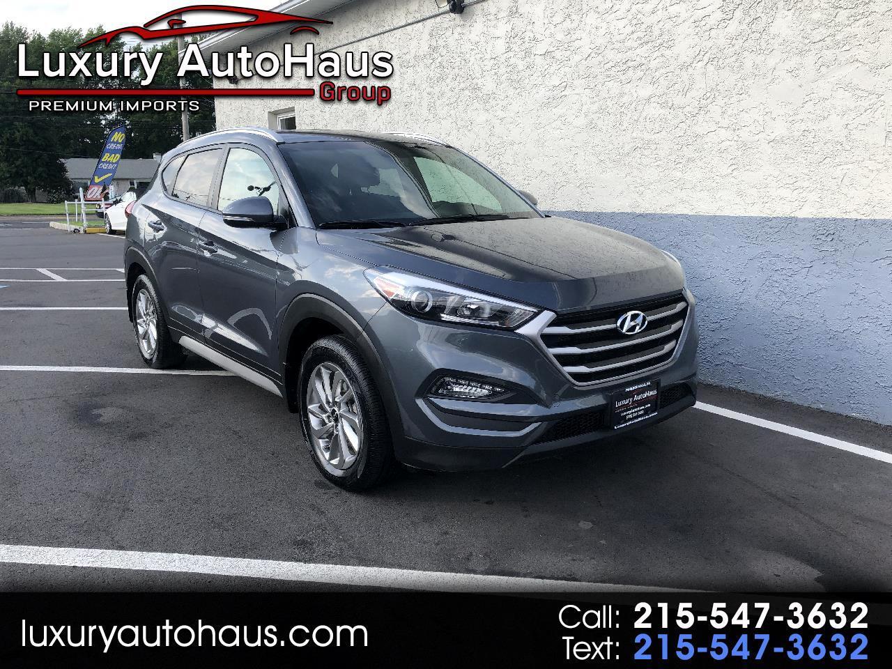 Hyundai Tucson SE Plus AWD 2017