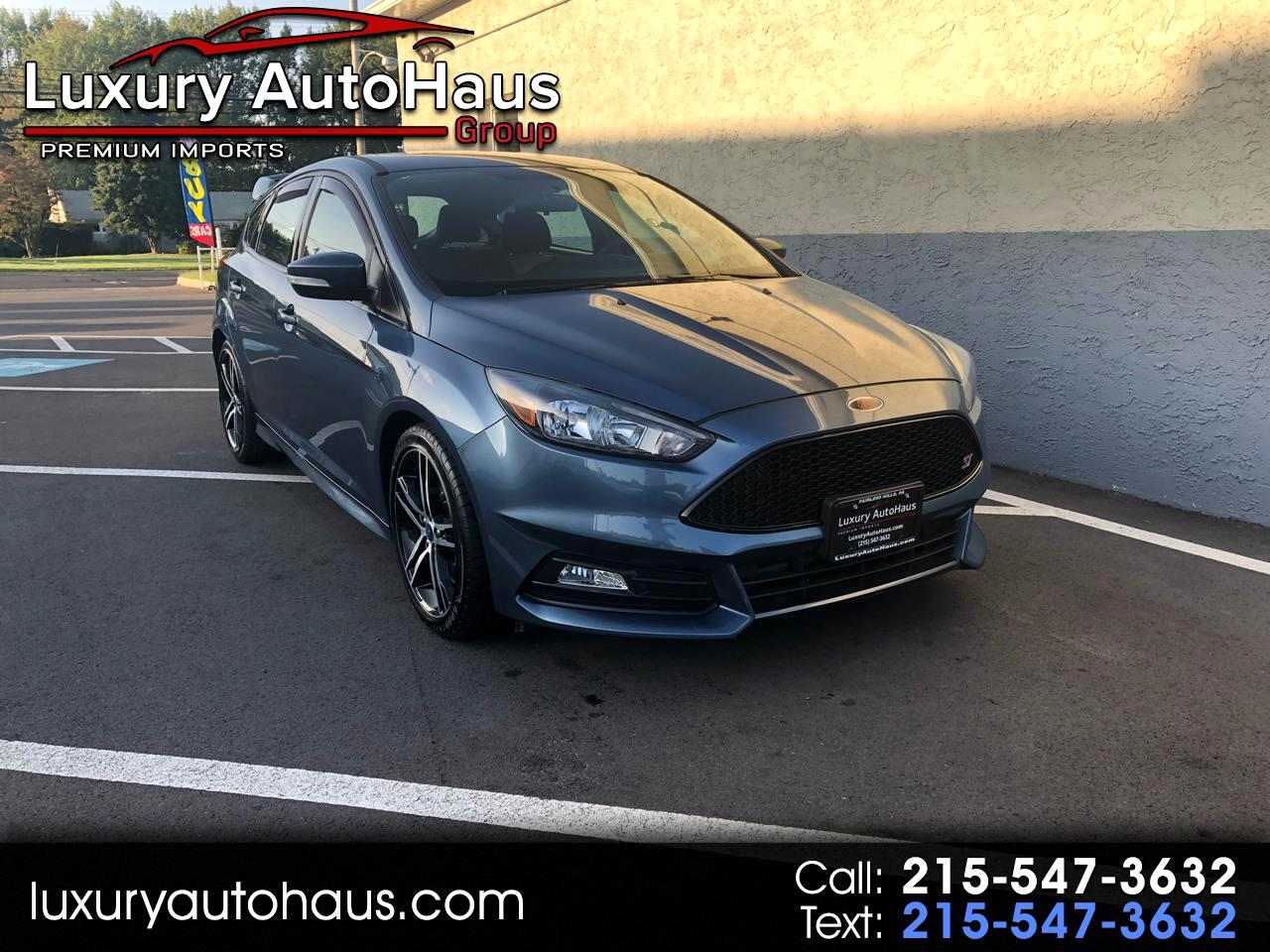 Ford Focus ST Hatch 2018