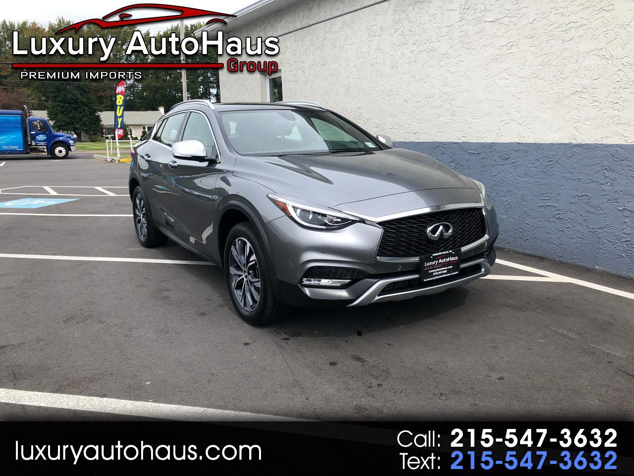 Infiniti QX30 Premium AWD *Ltd Avail* 2017