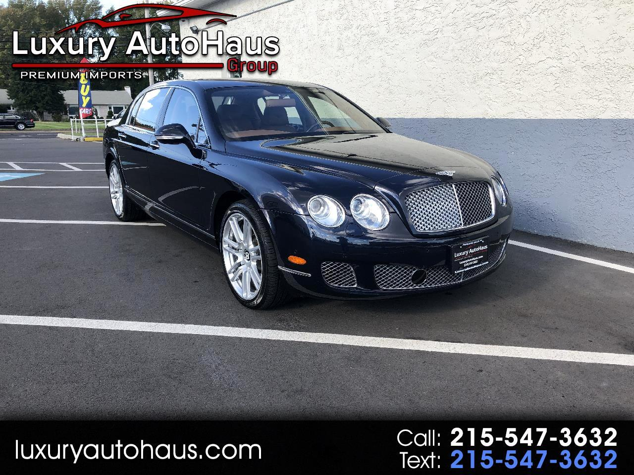 Bentley Continental Flying Spur 4dr Sdn 2012
