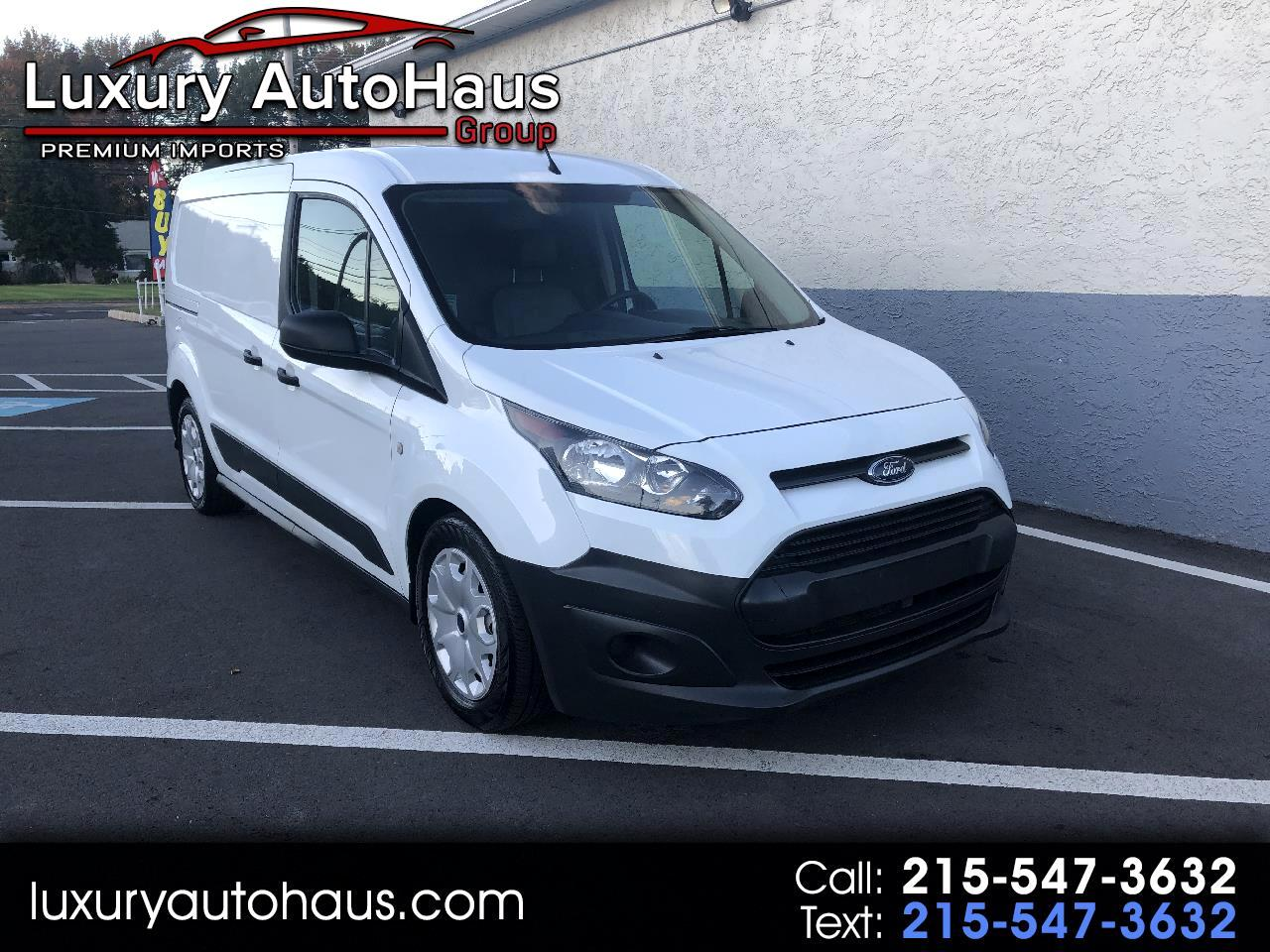 Ford Transit Connect Van XL LWB w/Rear Symmetrical Doors 2017