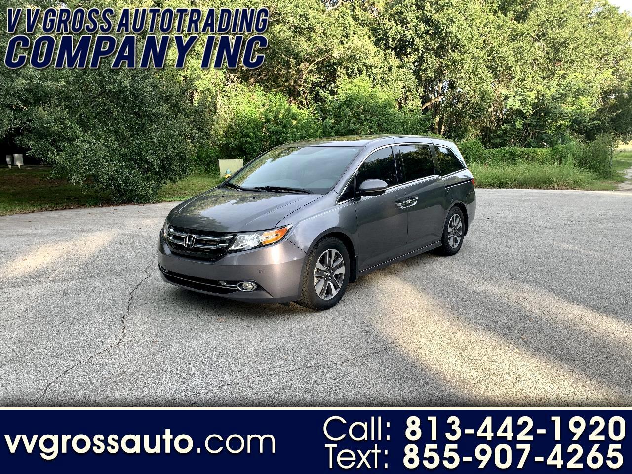 Honda Odyssey 5dr Touring Elite 2014