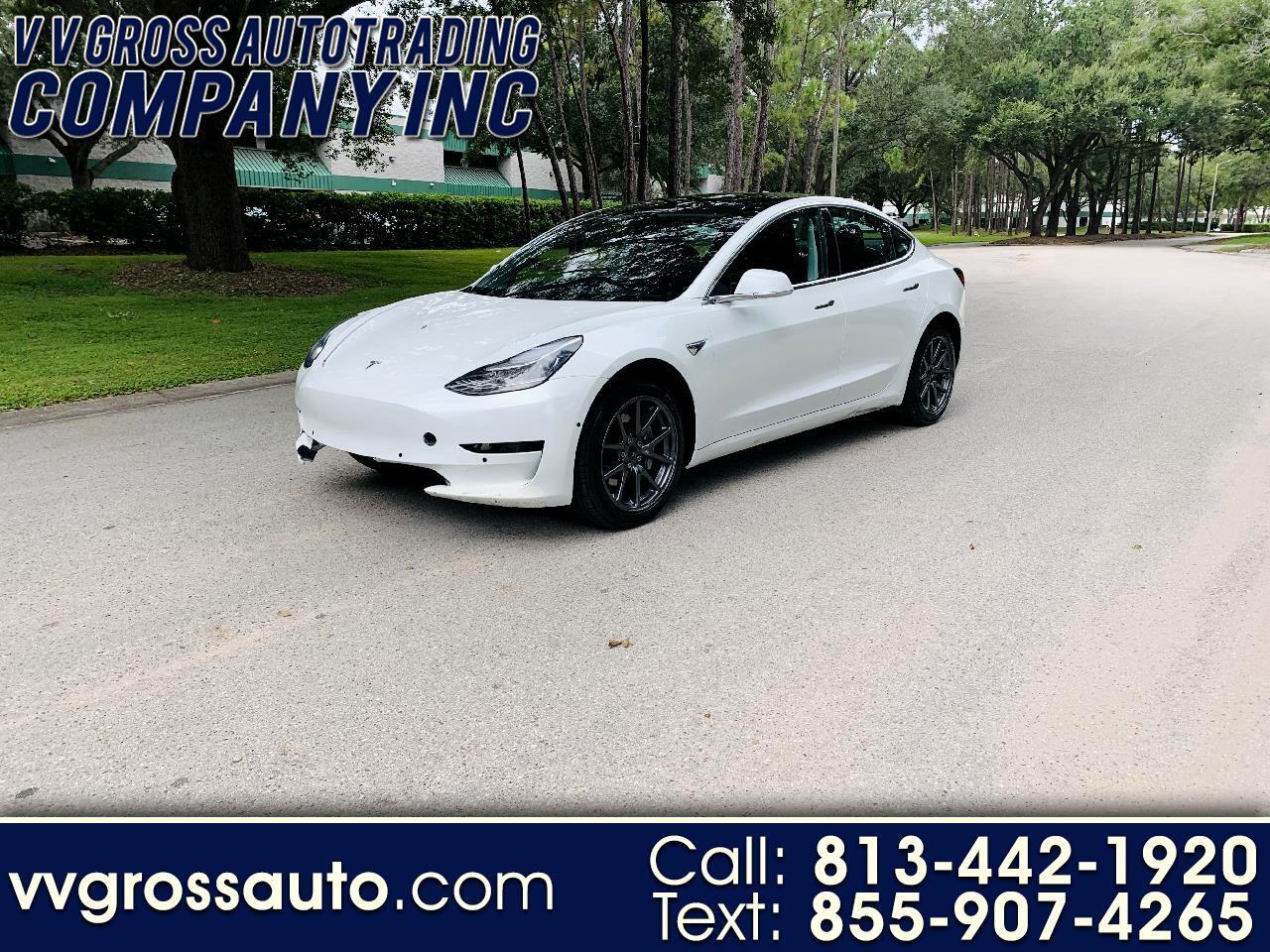 Tesla Model 3 Mid Range 2019