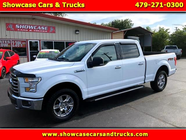 2016 Ford F-150 FX4 SuperCrew 6.5-ft Box 4WD