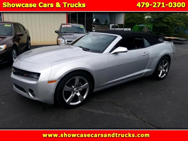 2011 Chevrolet Camaro 2dr Convertible RS