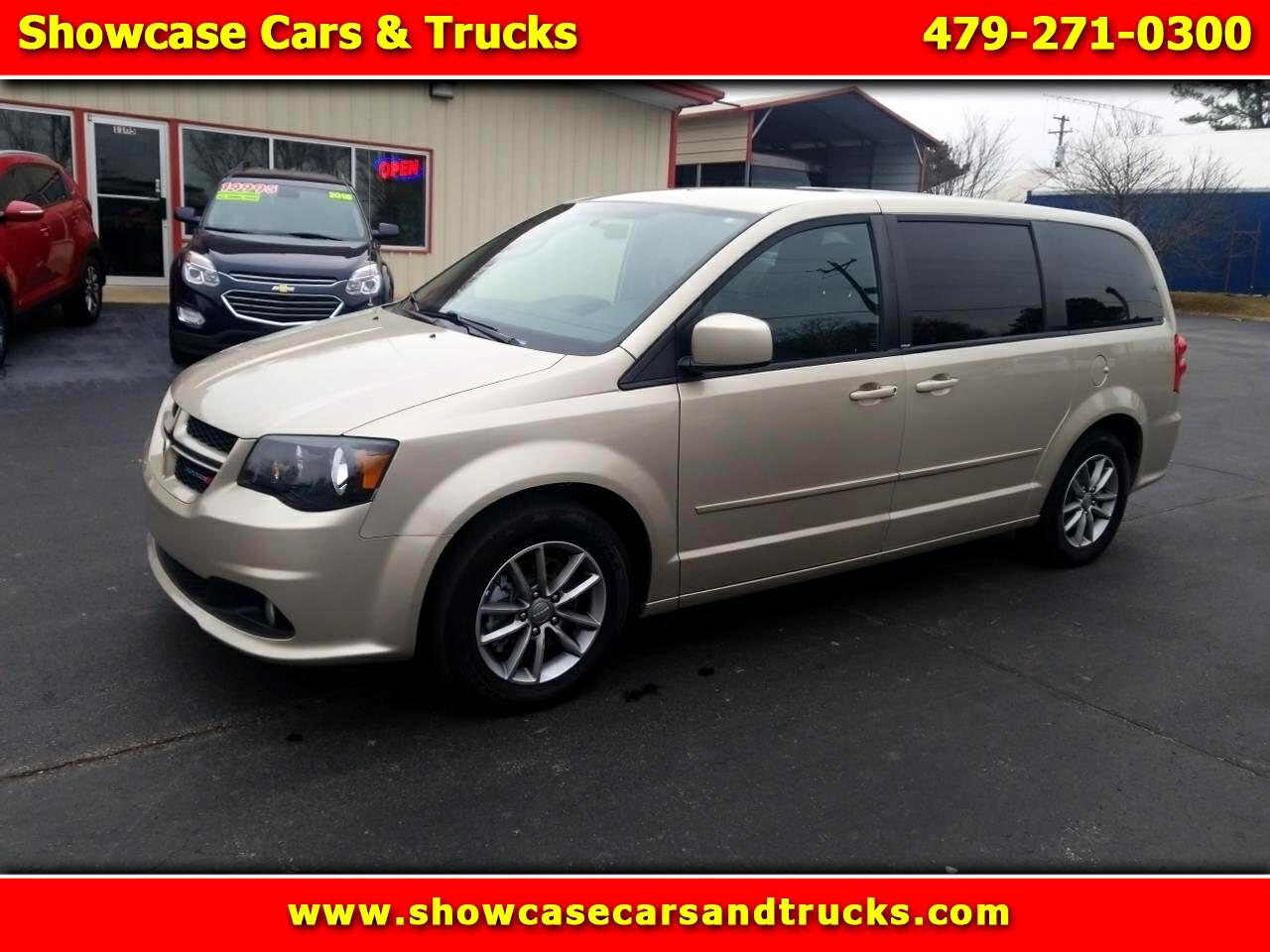 2014 Dodge Grand Caravan 4dr Wgn R/T