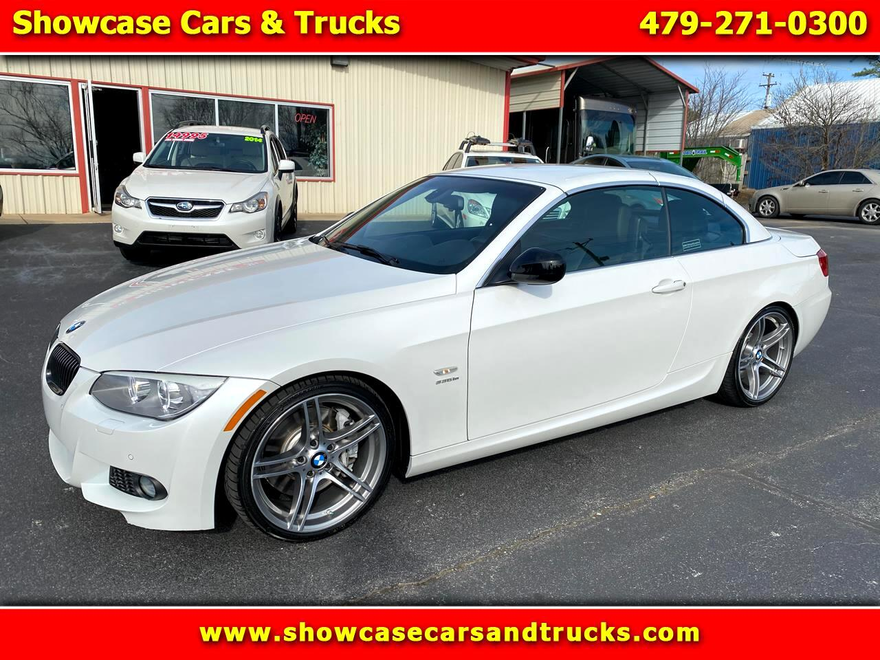 BMW 3-Series 335i Convertible - SULEV 2013