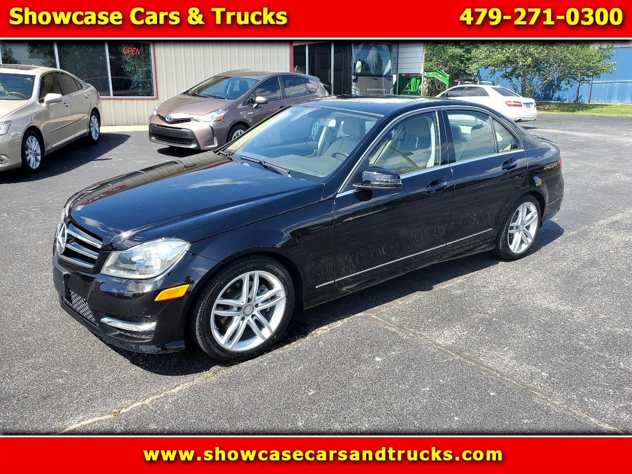 Mercedes-Benz C-Class C250 Luxury Sedan 2014