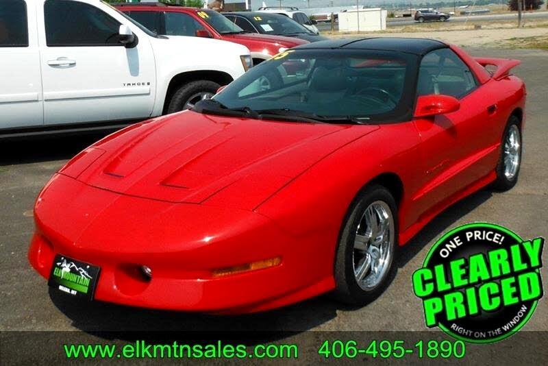 Pontiac Trans Am Coupe 1995