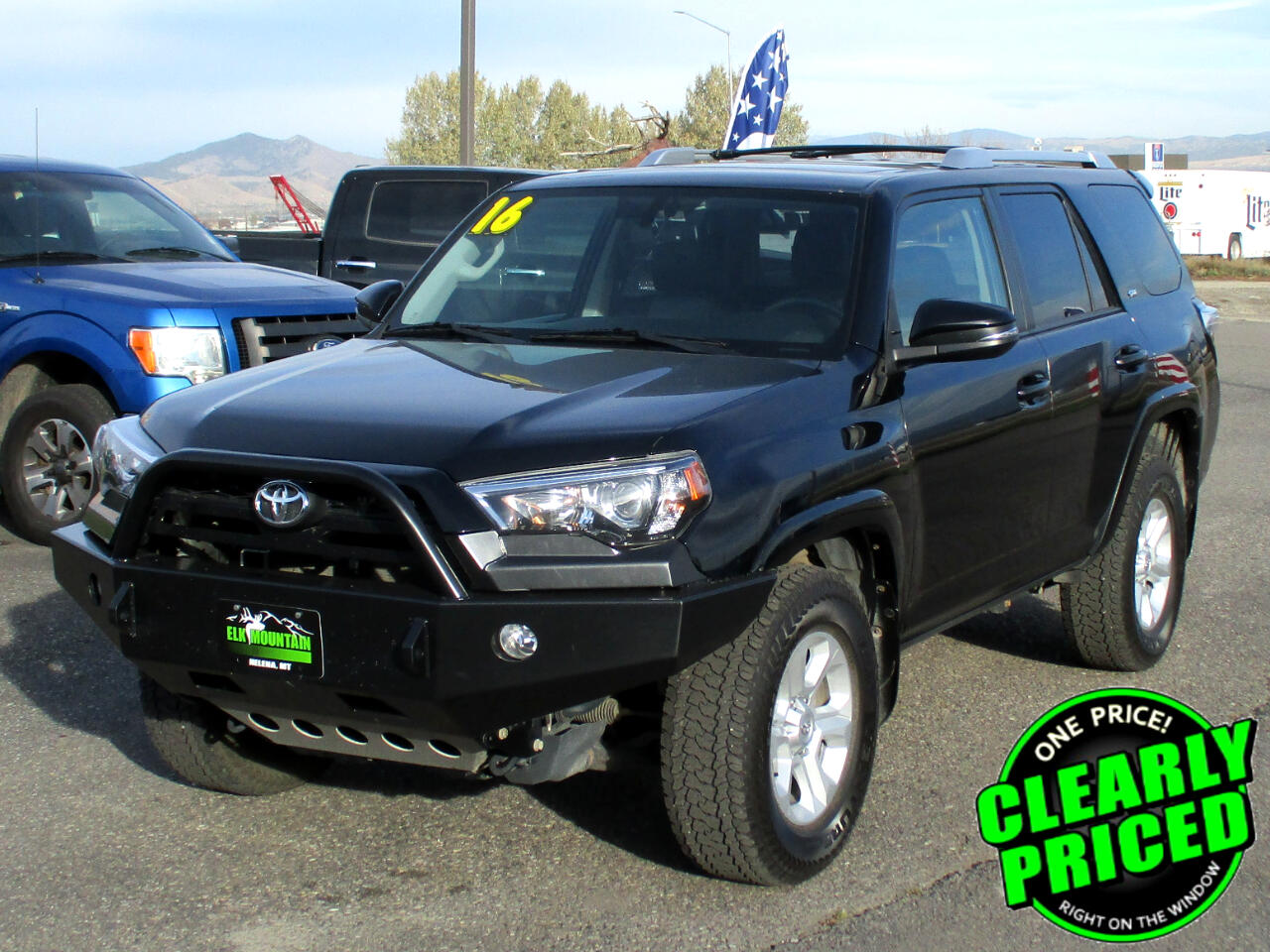 2016 Toyota 4Runner SR5 4WD